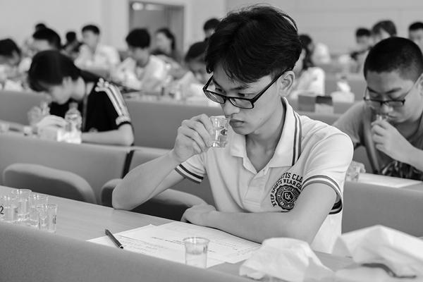 五粮液杯2019年全国大学生品酒大赛四川赛区初赛在宜宾开幕