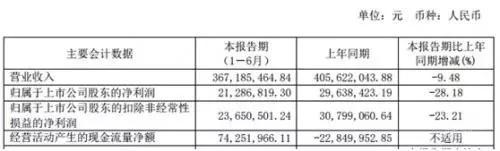威龙葡萄酒股份有限公司董事长王珍海股权被司法冻结