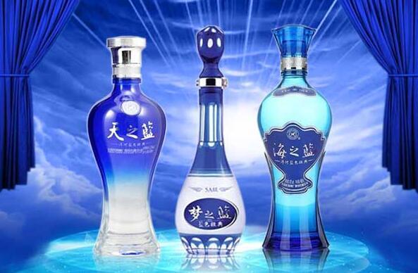 海之蓝、天之蓝、梦之蓝有什么区别?哪个更好喝?