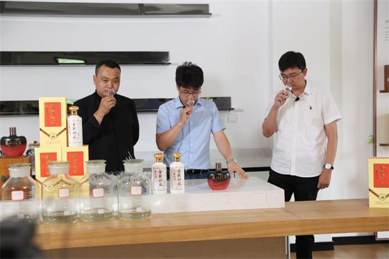 行业大咖解析龟仙洞酒品质密码,酉话直播(二期)圆满收官